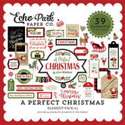 A Perfect Christmas Element Pack #3