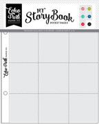 Combo Pack - 6x8 Pocket Page 10 Sheet Pack