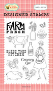 Farm Fresh Stamp