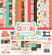 I'd Rather Be Crafting Collection Kit