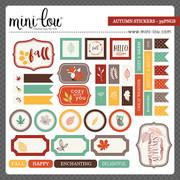 ML Autumn Stickers