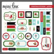 ML  Christmas Sticker