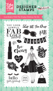 Simply Fabulous Stamp