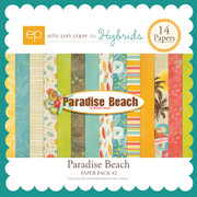 Paradise Beach Paper Pack #2