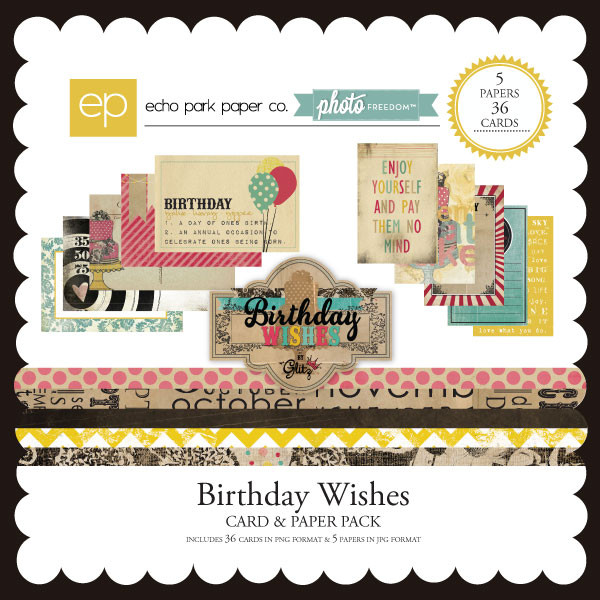 Photo Freedom Birthday Wishes Cards Papers