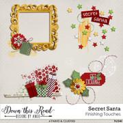 Secret Santa Finishing Touches