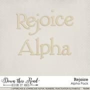 Rejoice Alpha Pack