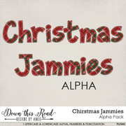 Christmas Jammies Alpha Pack