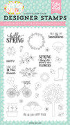 Spring Showers Stamp
