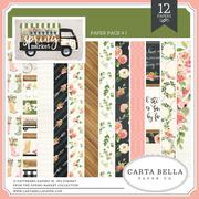 Spring Market Paper Pack #1