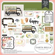 Spring Market Element Pack #1