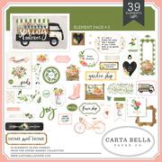 Spring Market Element Pack #2