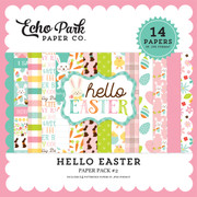 Hello Easter Paper Pack #2