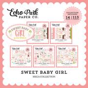 Sweet Baby Girl Mega Collection