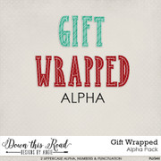 Gift Wrapped Alpha Pack