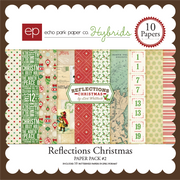 Reflections Christmas Paper Pack #2