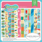 Summer Splash Paper Pack #2