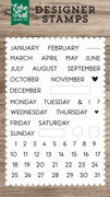 Calendar Essentials Stamp