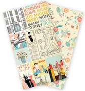 Metropolitan Girl Travelers Notebook Insert - Blank