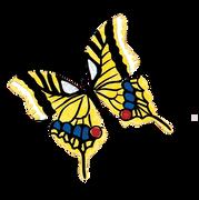 Butterfly #2 Print & Cut File