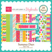 Summer Days Paper Pack