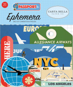 Passport Ephemera