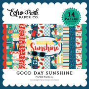 Good Day Sunshine Paper Pack #2