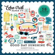 Good Day Sunshine Element Pack #3