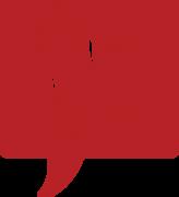 Love You Talk Bubble SVG Cut File