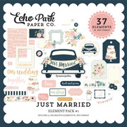 Just Married Element Pack #1