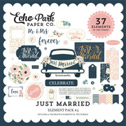 Just Married Element Pack #3