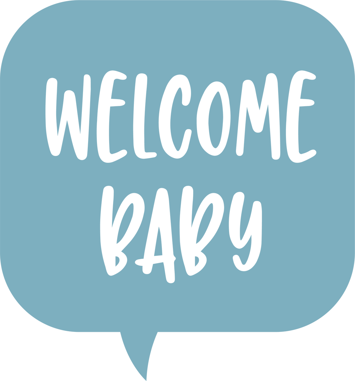 welcome baby bubble svg cut file snap click supply co
