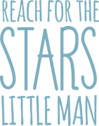Reach For The Stars SVG Cut File