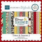 Times & Seasons 2 Paper Pack 2