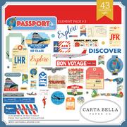 Passport Element Pack #3