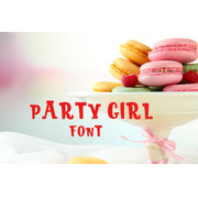 Party Girl Font
