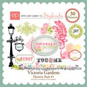 Victoria Gardens Element Pack #1