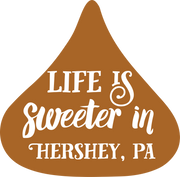 Hershey, Pennsylvania SVG Cut File