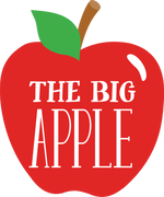 The Big Apple SVG Cut File
