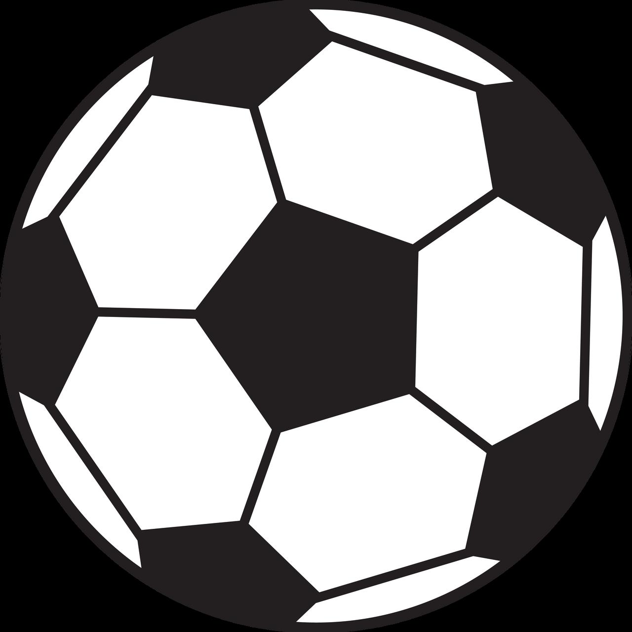 Soccer Ball #2 SVG Cut File - Snap Click Supply Co.
