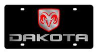 Dodge Dakota License Plate - 2405-1