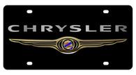 Chrysler Chrysler License Plate - 2415-1