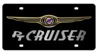 Chrysler PT Cruiser License Plate - 2416-1