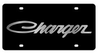 Dodge Charger License Plate - 2434-1