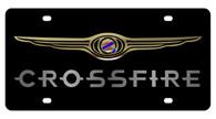 Chrysler Crossfire License Plate - 2450-1
