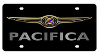 Chrysler Pacifica License Plate - 2465-1