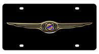 Chrysler Chrysler License Plate - 2467-1