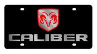 Dodge Caliber License Plate - 2476-1