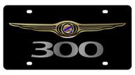 Chrysler 300 License Plate - 2486-1