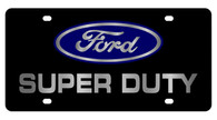 Ford Super Duty License Plate - 2504-1
